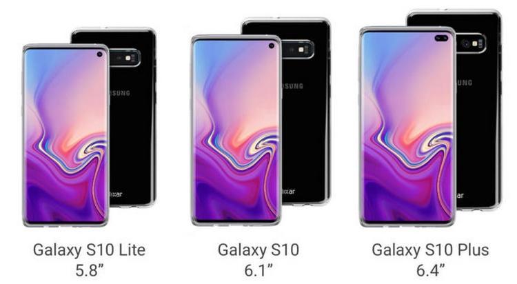 "Флагманский Samsung Galaxy S10 и гибкий Galaxy F будут представлены 20 февраля"""