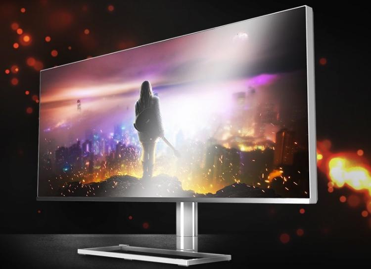 CES 2019: Монитор MSI Prestige PS341WU соответствует формату 5К