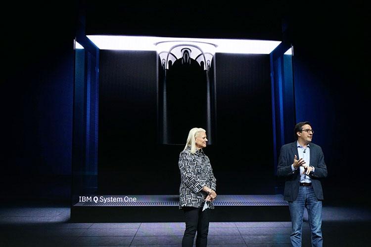 """IBM анонсировала первый квантовый компьютер, который можно поставить дома"""""""