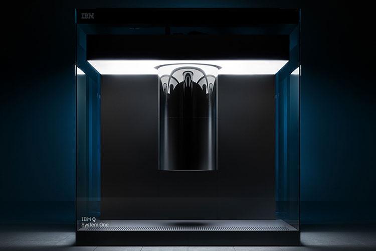 IBM Q System One