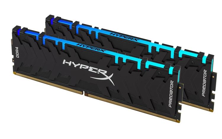 """CES 2019: Новые модули памяти HyperX Predator DDR4 RGB"""""""