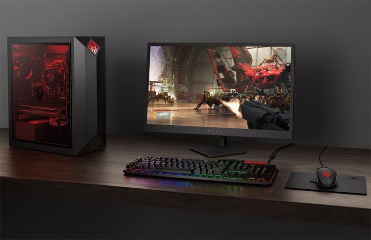 Мощный ПК HP Omen Obelisk удовлетворит запросы требовательных геймеров