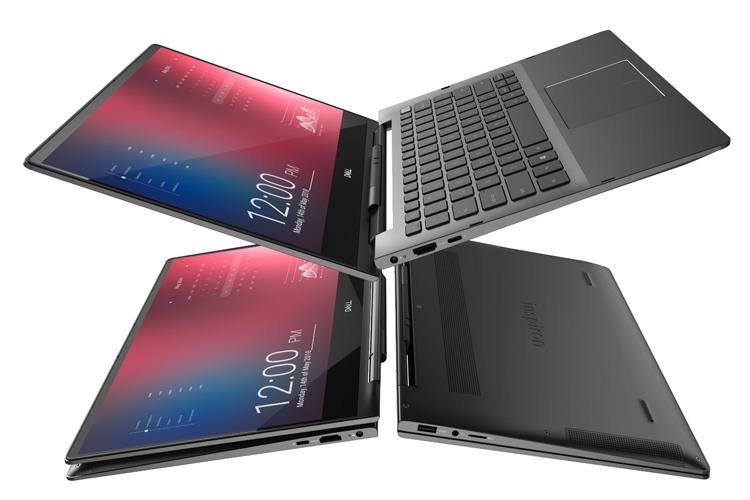 """CES 2019: Ноутбук Dell Inspiron 7000 Black Edition с перьевым управлением"""""""