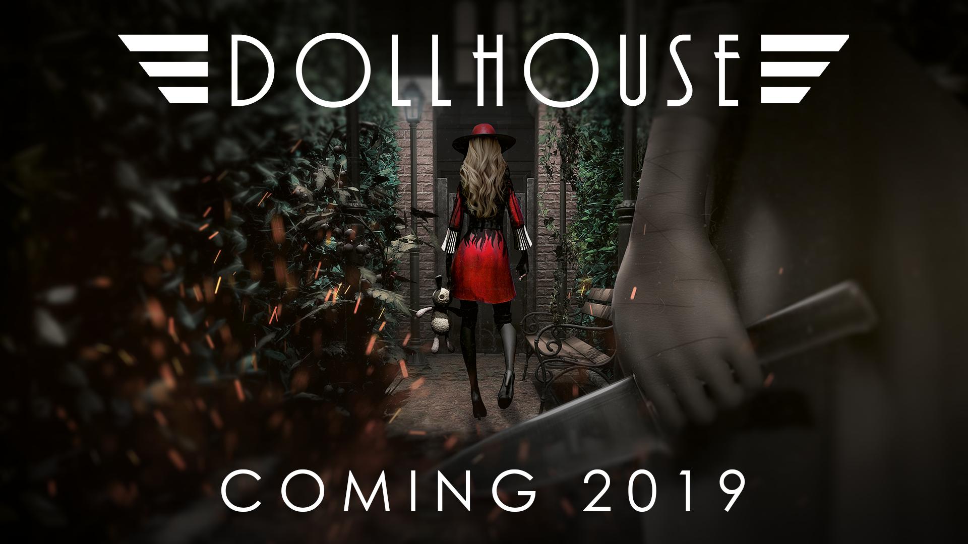 Psihologicheskij Nuarnyj Horror Dollhouse Vyjdet Na Pk I Ps4 V 2019 Godu