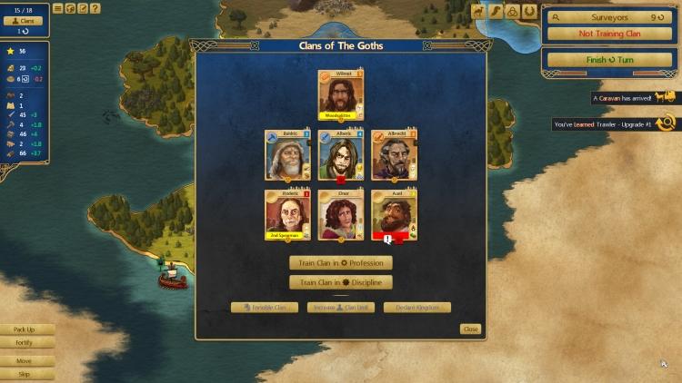 """Создатель Civilization V объяснил задержку разработки своей собственной стратегии, At the Gates"""""""