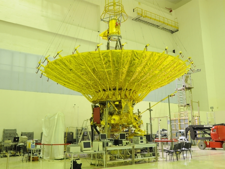 """Космический телескоп «Спектр-Р» перестал отзываться на команды"""""""