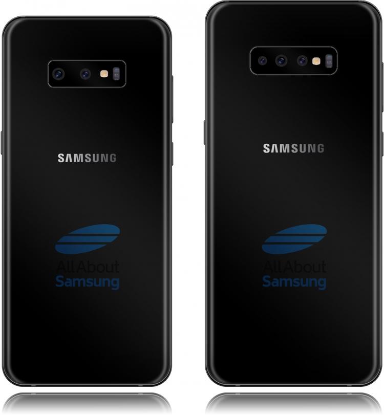 Тройная камера в Samsung Galaxy S10+ предложит широкоугольный и телеобъективы