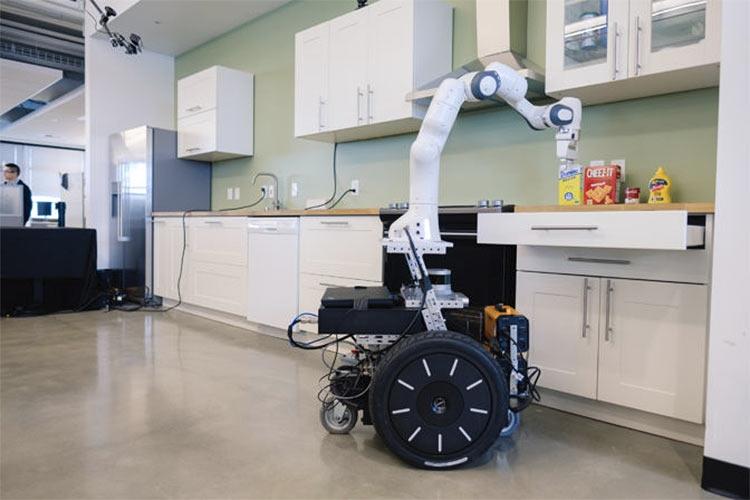 """Новая лаборатория NVIDIA нацелена на прорывы в робототехнике"""""""