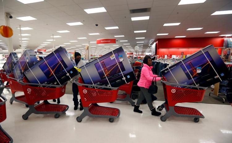 """«Умные» телевизоры дешевеют, продавая информацию о пользователях"""""""