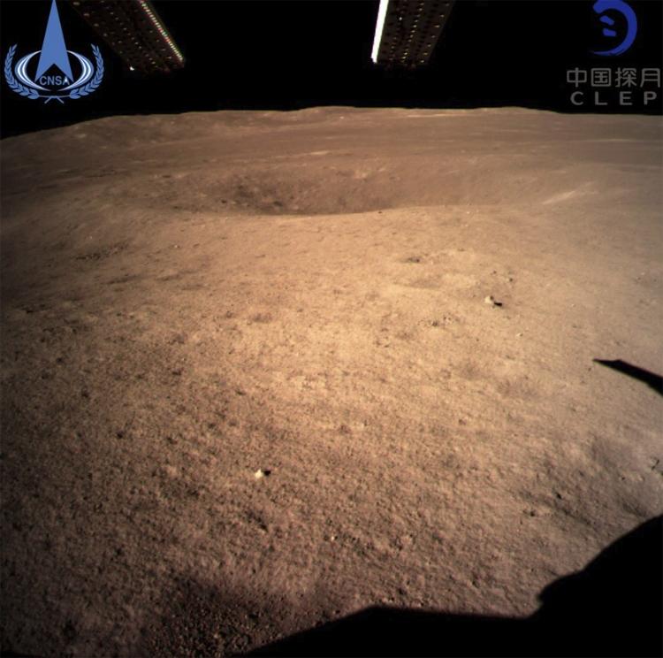 биологический эксперимент на Луне