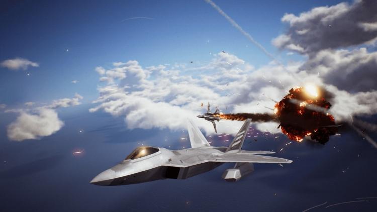 Красочный трейлер к запуску Ace Combat 7 знакомит публику с самолётами и пилотами