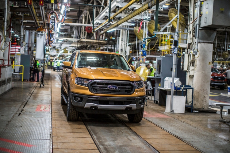 Автоконцерны Volkswagen и Ford договорились об альянсе