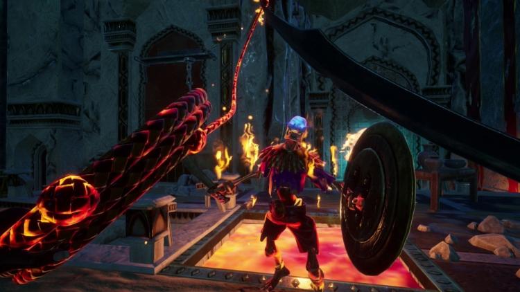 Экшен в стилистике «1001 ночи» City of Brass выйдет на Nintendo Switch 8 февраля