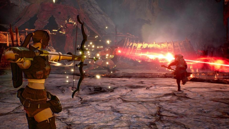 Видео: игровые классы Bless Unleashed, MMORPG для Xbox One
