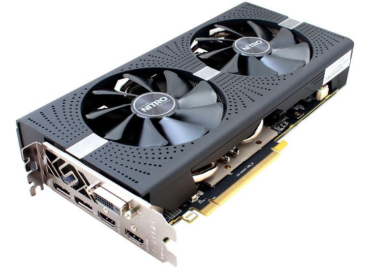 "Sapphire создала специальную версию Radeon RX 570 с 16 Гбайт памяти"""