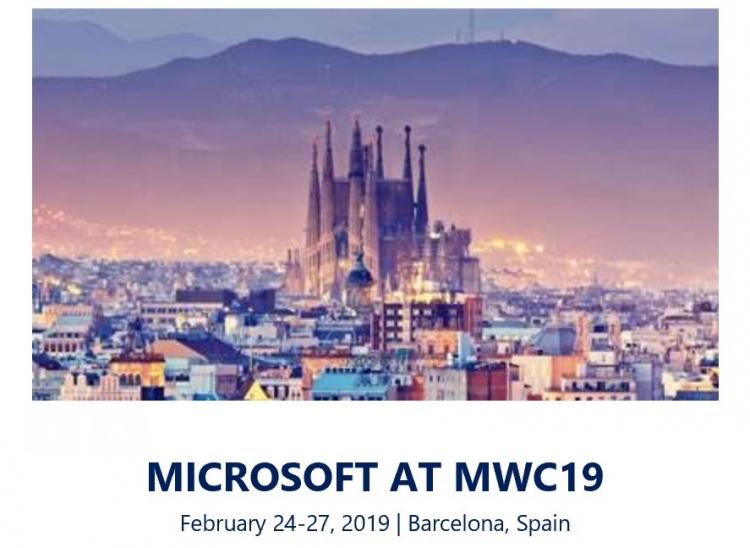 24 февраля Microsoft проведёт на MWC 2019 пресс-мероприятие, возможен анонс HoloLens 2