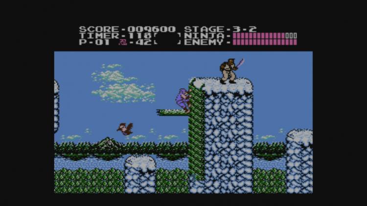 На Nintendo Switch стали доступны особые версии Ghosts 'n Goblins и Ninja Gaiden