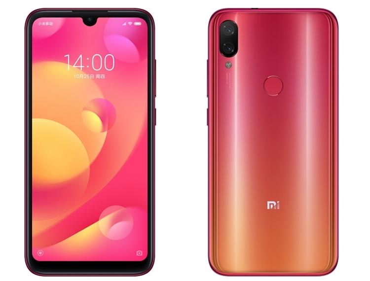Mi Play — один из немногих смартфонов Xiaomi, построенных на базе процессора MediaTek