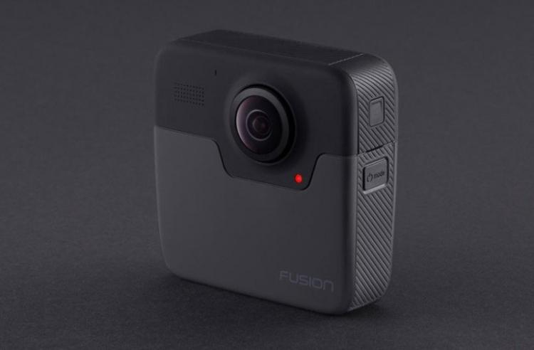 """Бета-версия прошивки для камеры GoPro Fusion добавила поддержку захвата видео 5,8K"""""""