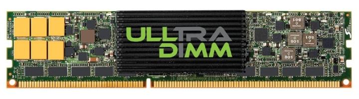Модули ULLtraDIMM компании