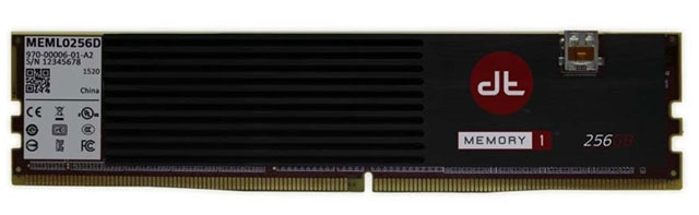 Модули NVDIMM Diablo Memory 1