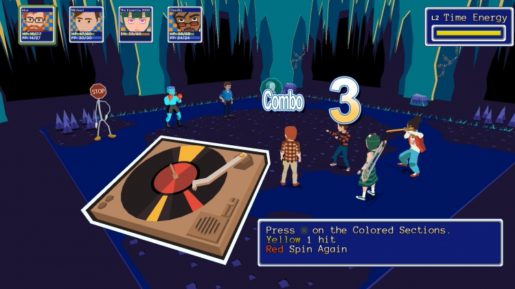 "Абсурдная ролевая играYIIK: A Post-Modern RPG вышла на PC и консолях"""