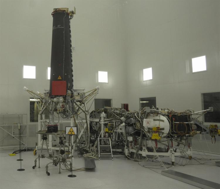 """Запуск обсерватории «Спектр-РГ» состоится в середине 2019 года"""""""