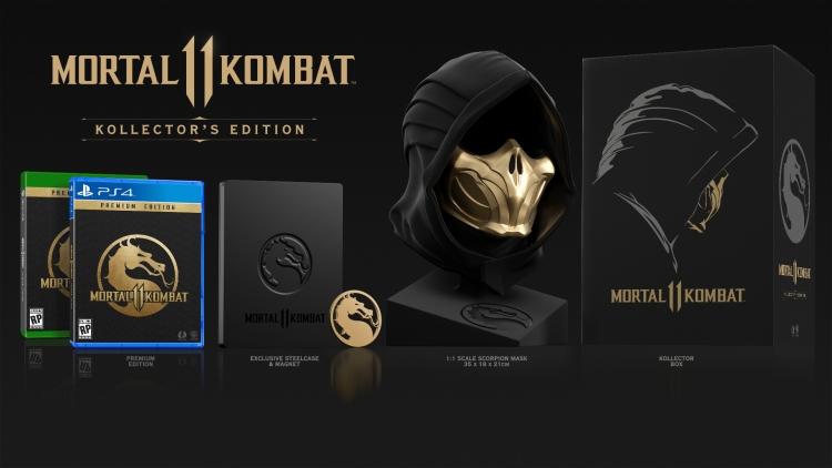 Жестокий Рейден и насилие через край: NetherRealm представила геймплей Mortal Kombat 11