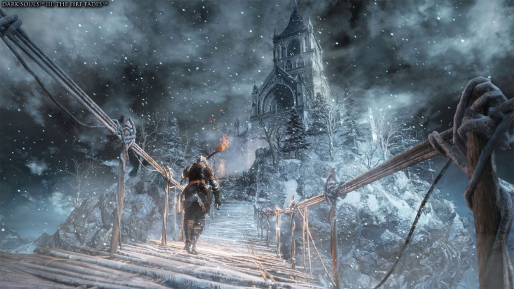 Bandai Namco выпустит Dark Souls Trilogy на PS4 и Xbox One 1 марта""