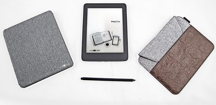"""MobiScribe: гибрид ридера и записной книжки с экраном E Ink"""""""