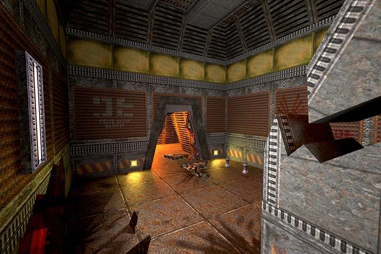 Группа Q2VKPT представила новейшую вариацию мода для Quake 2