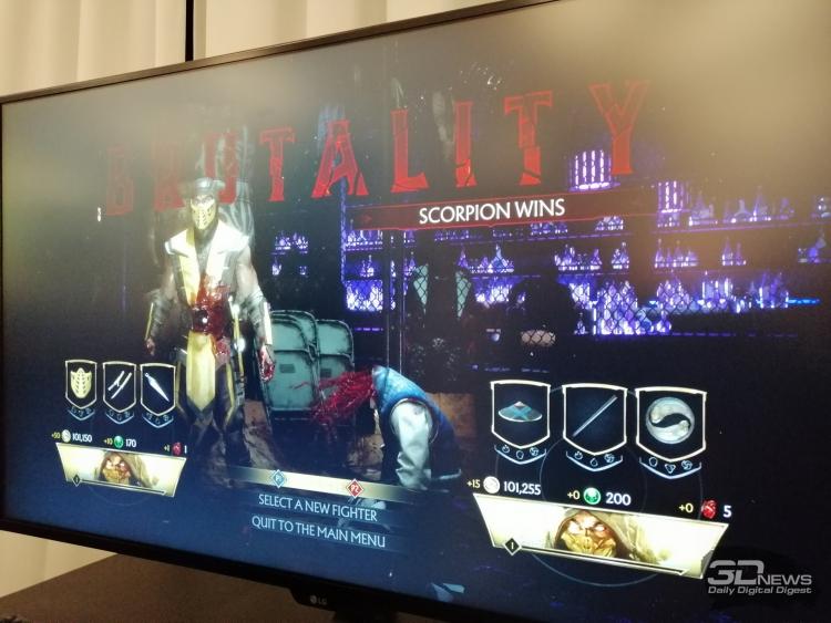 """Презентация Mortal Kombat 11 в Москве — первые впечатления от файтинга"""""""