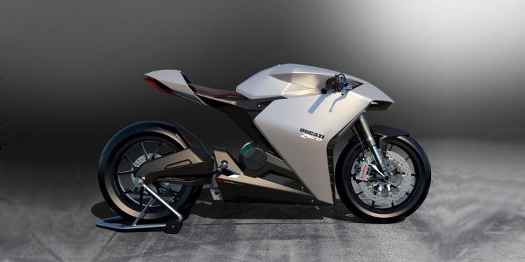 """Ducati подтвердила грядущий выход электрического мотоцикла"""""""