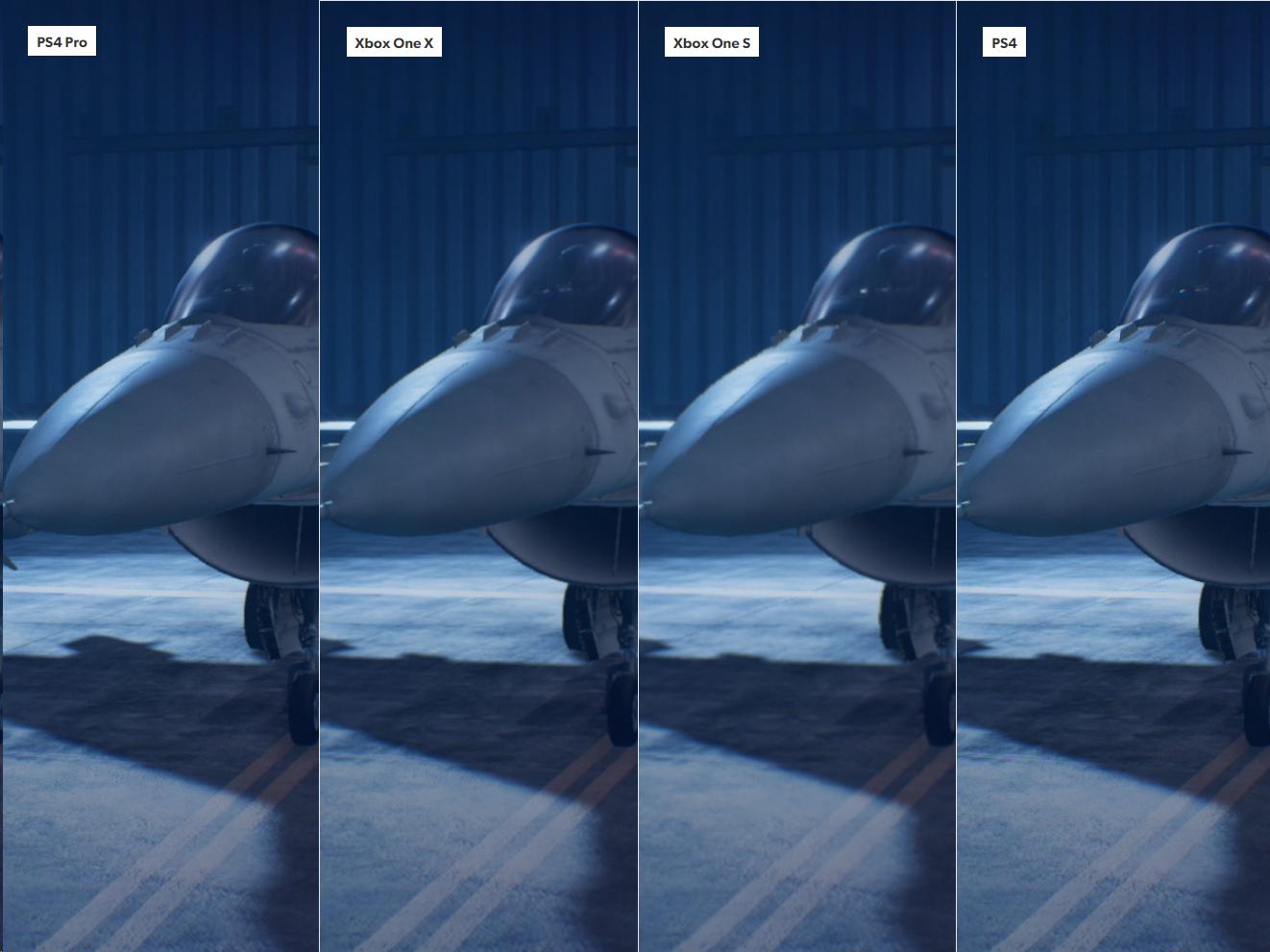ПК-версия Ace Combat 7: Skies Unknown оказалась лучшей из