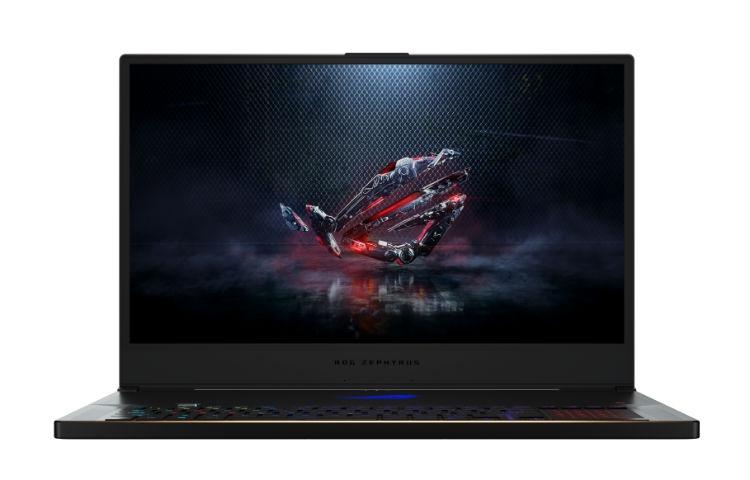 ASUS представила в РФ самый быстрый игровой ноутбук вмире