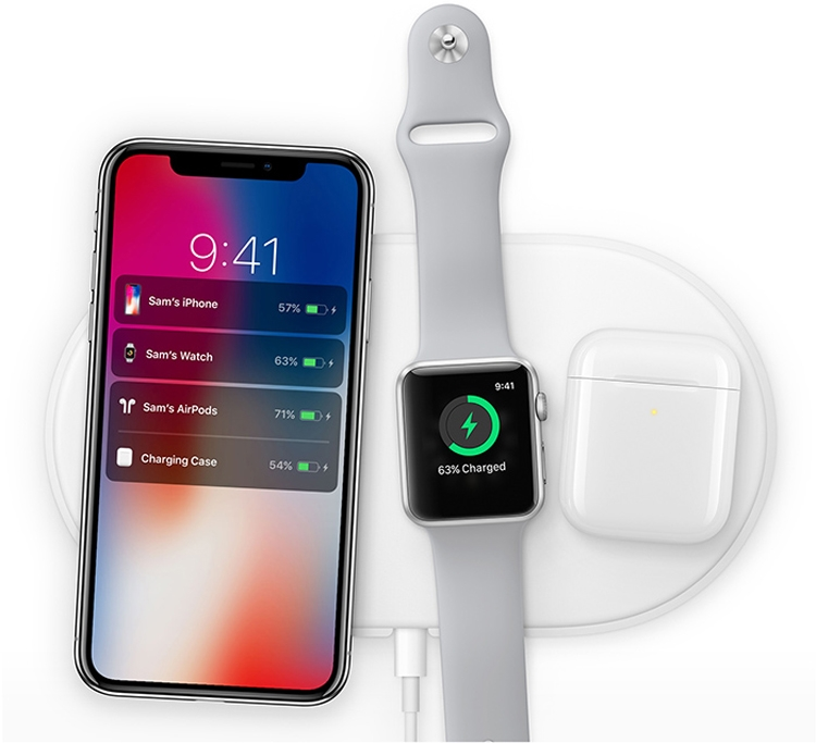 Digitimes: Apple, наконец, начала производство зарядной станции AirPower