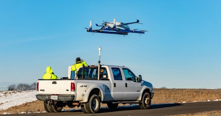 """Boeing провела первые испытания автономного самолёта для службы аэротакси"""""""