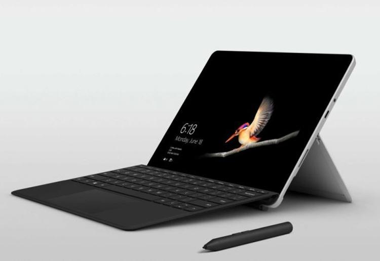 """«Учебное» перо Microsoft Classroom Pen для работы с планшетом Surface Go стоит $40"""""""