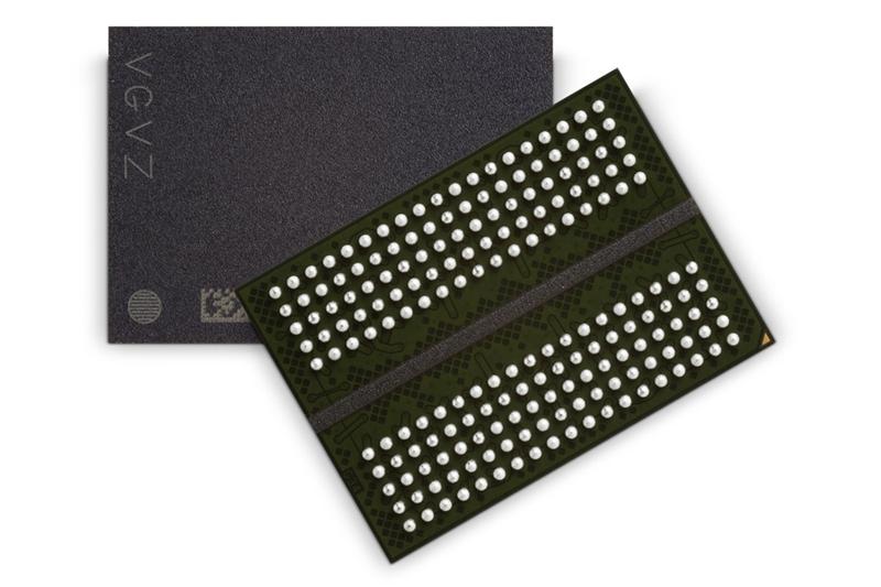 Микросхемы GDDR6 компании Micron