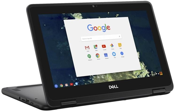 """Квартет ноутбуков Dell для образовательной сферы"""""""