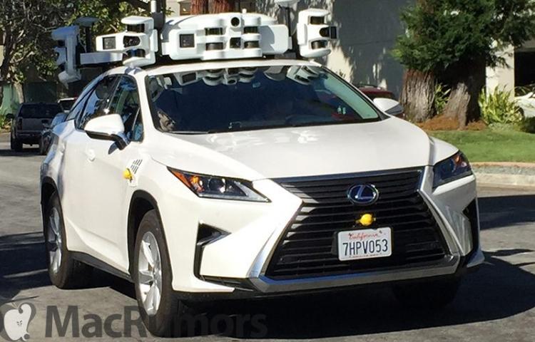 """Apple уволила более 200 сотрудников из подразделения по разработке самоуправляемых автомобилей"""""""