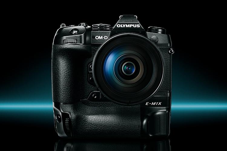 """Olympus OM-D E-M1X: профессиональная 20-Мп фотокамера повышенной надёжности"""""""