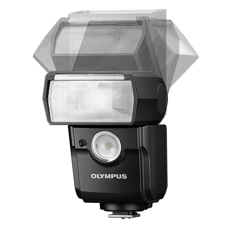 """Всепогодная вспышка Olympus FL-700WR обойдётся в $400"""""""