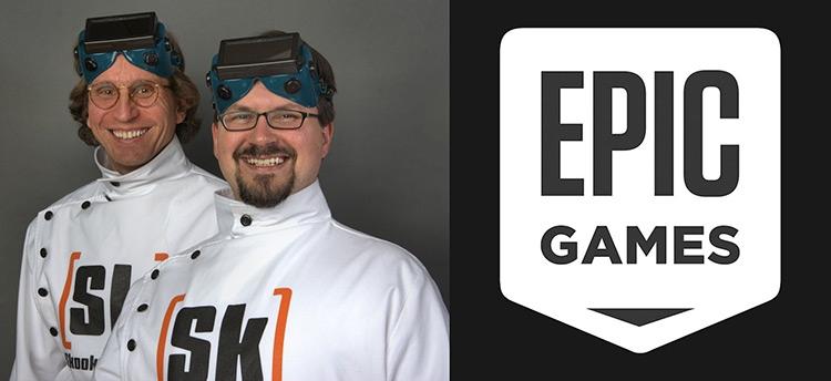 """Epic Games сообщила о поглощении Agog Labs, которая пополнит команду Unreal Engine"""""""