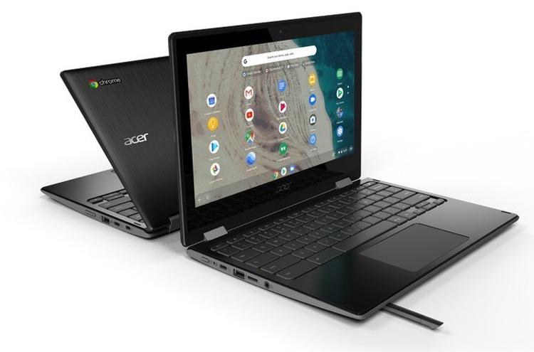 """Новые хромбуки Acer оснащаются процессорами AMD и Intel"""""""
