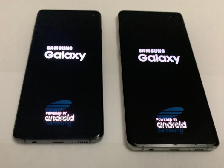 """Высококачественные фото Galaxy S10 и S10+ подтверждают прежние утечки"""""""
