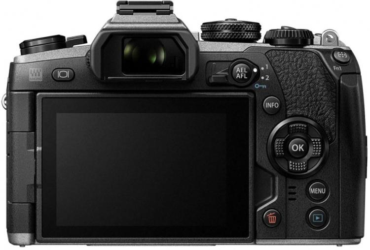 """Olympus отметит 100-летие своих камер выпуском серебристой версии OM-D E-M1 Mark II"""""""