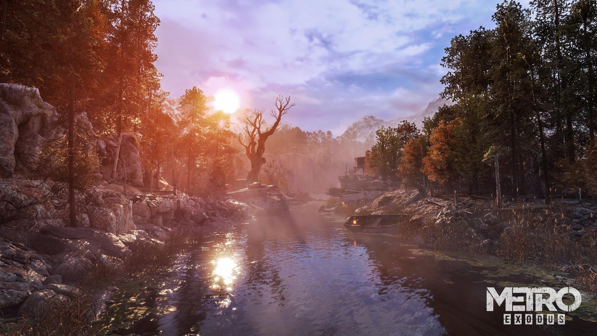 Создатели Metro: Exodus представили системные требования игры