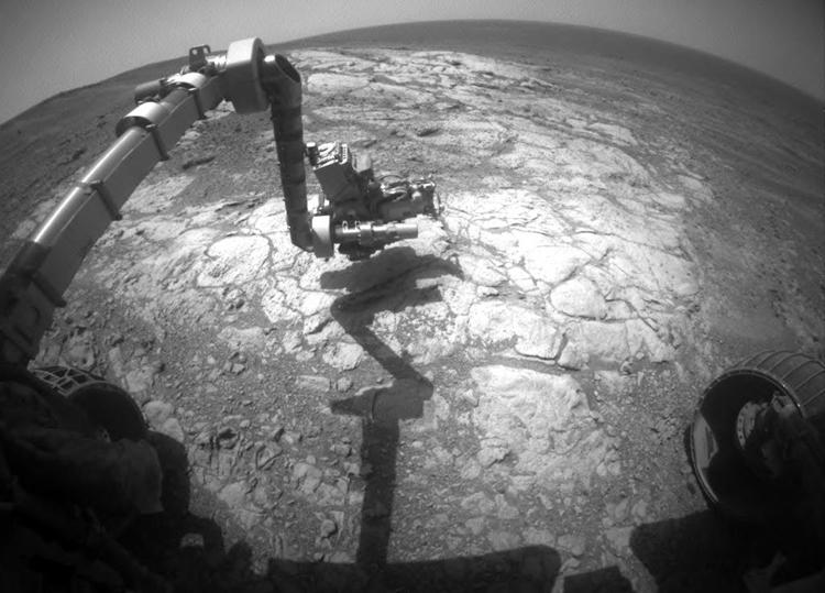 Последний шанс: NASA пробует «реанимировать» Opportunity перед наступлением марсианской зимы