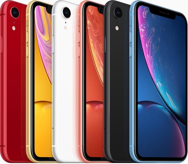 """Ещё один японский оператор снизил цену Apple iPhone XR на $100"""""""